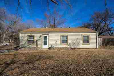 Park City Single Family Home For Sale: 1200 E Evanston St
