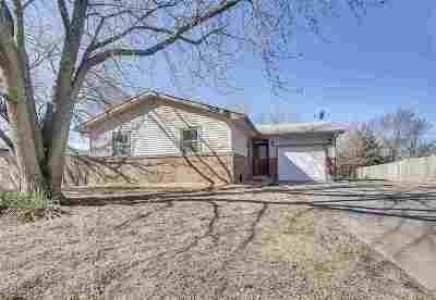 Haysville Single Family Home For Sale: 311 S Ranger