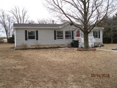 Haysville Single Family Home For Sale: 8450 S S Kirby Ct