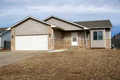 Haysville Single Family Home For Sale: 1314 E Berlin St