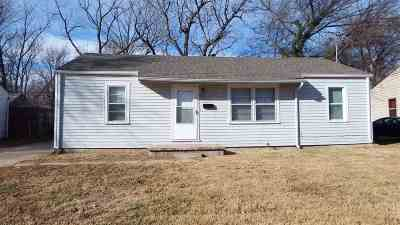 Derby Single Family Home For Sale: 921 N Derby