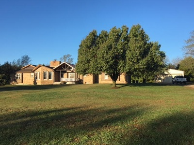 Augusta Single Family Home For Sale: 8605 S Tawakoni Rd