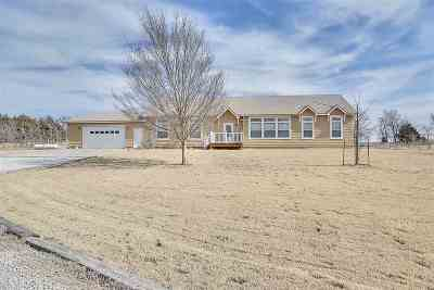 Udall Single Family Home For Sale: 4447 2nd Rd