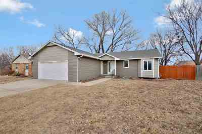 Wichita Single Family Home For Sale: 1709 S Cranbrook