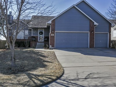 Andover KS Single Family Home For Sale: $209,000