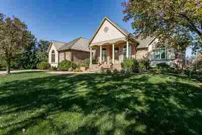 Wichita Single Family Home For Sale: 12620 E Meadow Ct