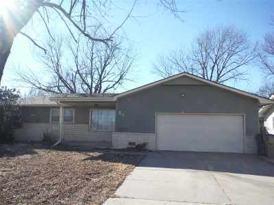 Goddard Single Family Home For Sale: 617 N Spruce