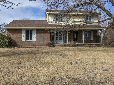 Valley Center Single Family Home For Sale: 415 S Dexter Ave