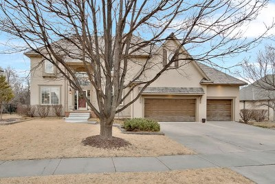 Wichita Single Family Home For Sale: 212 N Chelmsford St