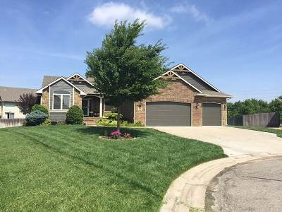 Wichita KS Single Family Home For Sale: $308,900