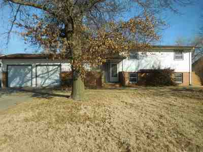 Wichita KS Single Family Home For Sale: $60,000