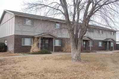Hutchinson Multi Family Home For Sale: 1404 E 27th Ave