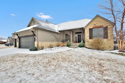 Andover KS Single Family Home For Sale: $400,000