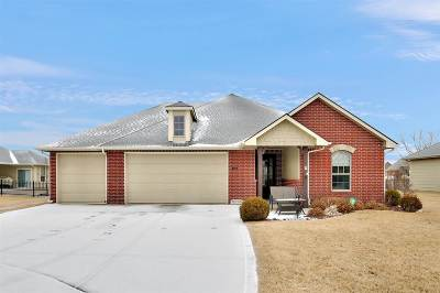 Maize Single Family Home For Sale: 3949 N Watercress Ct