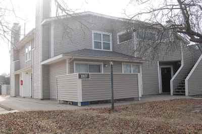 Hutchinson Multi Family Home For Sale: 1817 E 24th Ave