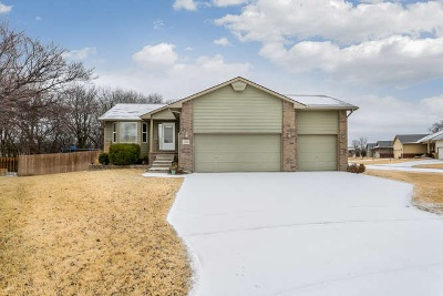 Wichita KS Single Family Home For Sale: $189,900