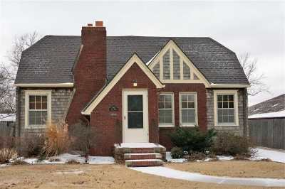 Wichita KS Single Family Home For Sale: $105,000