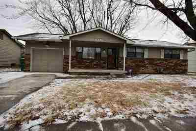 Wichita KS Single Family Home For Sale: $127,000