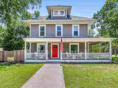 Sedgwick Single Family Home For Sale: 301 E 4th Street