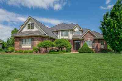 Wichita Single Family Home For Sale: 2014 N Keeneland St