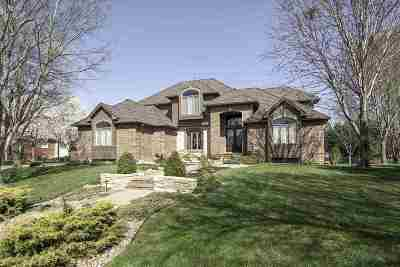 Wichita Single Family Home For Sale: 12716 E Meadow Ct