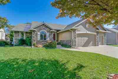 Wichita Single Family Home For Sale: 13672 W Highland Springs Ct