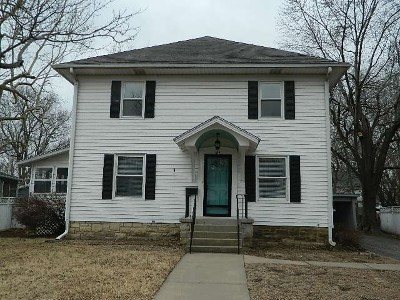 Winfield Single Family Home For Sale: 615 E 10th