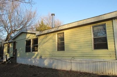 Arkansas City KS Single Family Home For Sale: $35,000