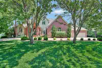 Wichita Single Family Home For Sale: 7626 E Oneida Ct