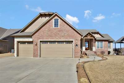 Andover Single Family Home For Sale: 1102 E Waterview Dr