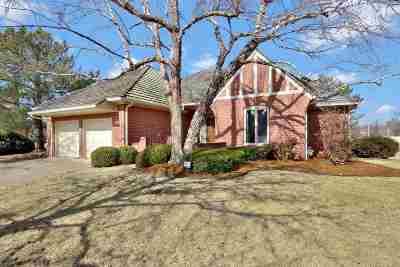 Wichita Single Family Home For Sale: 9102 E Killarney Pl