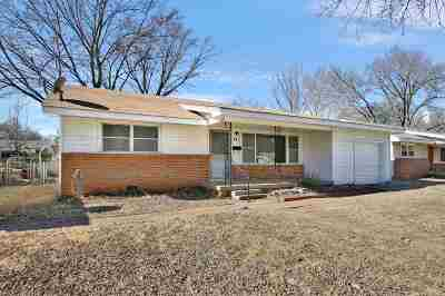 Haysville Single Family Home For Sale: 341 S Wire