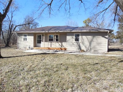 Andover KS Single Family Home For Sale: $80,000