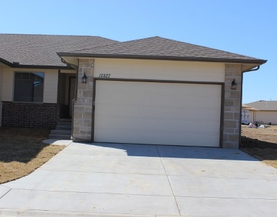 Wichita KS Single Family Home For Sale: $1,395