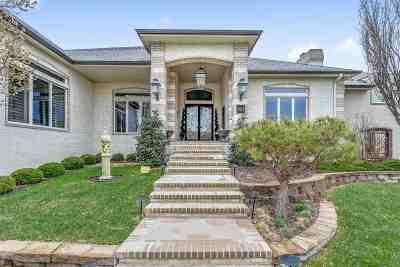 Wichita Single Family Home For Sale: 8517 E Steeplechase St