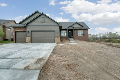 Wichita Single Family Home For Sale: 6429 W Kollmeyer Ct