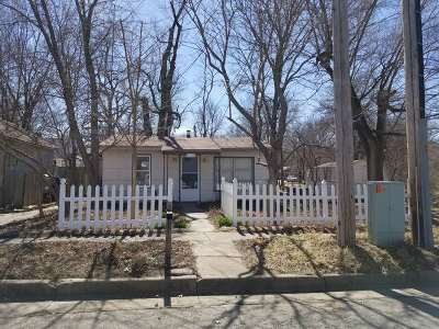 Winfield Single Family Home For Sale: 1021 E 4th