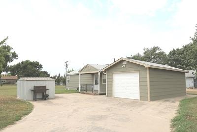 Mulvane Single Family Home For Sale: 1577 E 119th