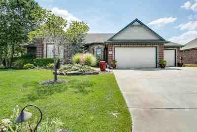 Wichita Single Family Home For Sale: 4913 N Sandkey Court