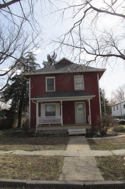 Winfield Single Family Home For Sale: 815 E 13th