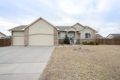 Wichita Single Family Home For Sale: 10614 E Boston Ct