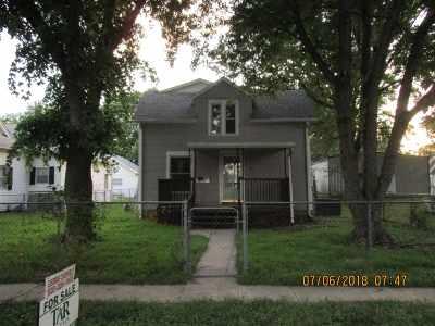 Wellington Single Family Home For Sale: 804 S C St