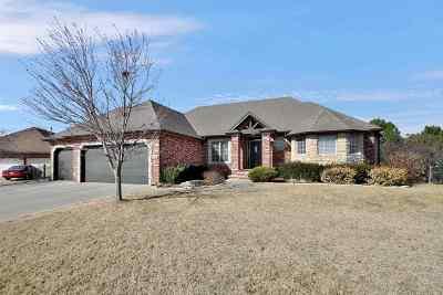Wichita Single Family Home For Sale: 4905 N Sandkey St