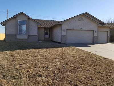 Newton Single Family Home For Sale: 219 Wheatridge Dr
