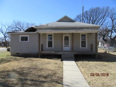 Wellington Single Family Home For Sale: 1122 S Washington Avenue