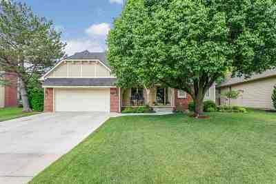 Wichita KS Single Family Home For Sale: $257,500