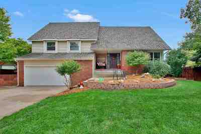 Wichita Single Family Home For Sale: 244 S Forestview Ct