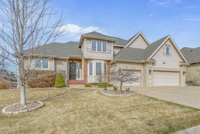 Wichita Single Family Home For Sale: 13508 E Boxthorn St