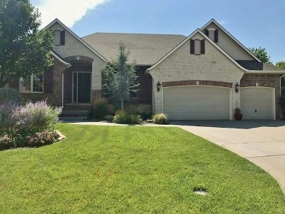 Andover Single Family Home For Sale: 1001 E Rosemont Ct