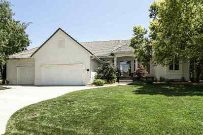 Wichita Single Family Home For Sale: 8419 E Champions St